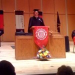Pacific University MFA Commencement Student Speech