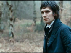Ben Whishaw plays John Keats in Jane Campion's