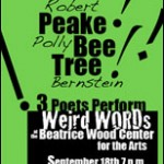 Poetry Reading at the Beatrice Wood Center