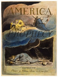America, A Prophecy by William Blake