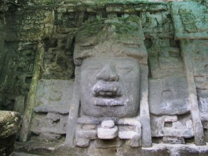 Mayan Stone Carvings