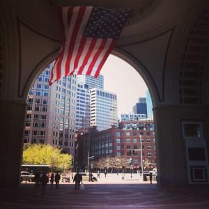 Boston, April 2013