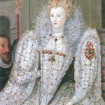 Elizabeth I Procession by Robert Peake (Detail)
