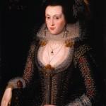 Elizabeth Poulett by Robert Peake