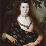 Lady Elizabeth Pope by Robert Peake