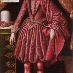 Prince Charles by Robert Peake the Elder