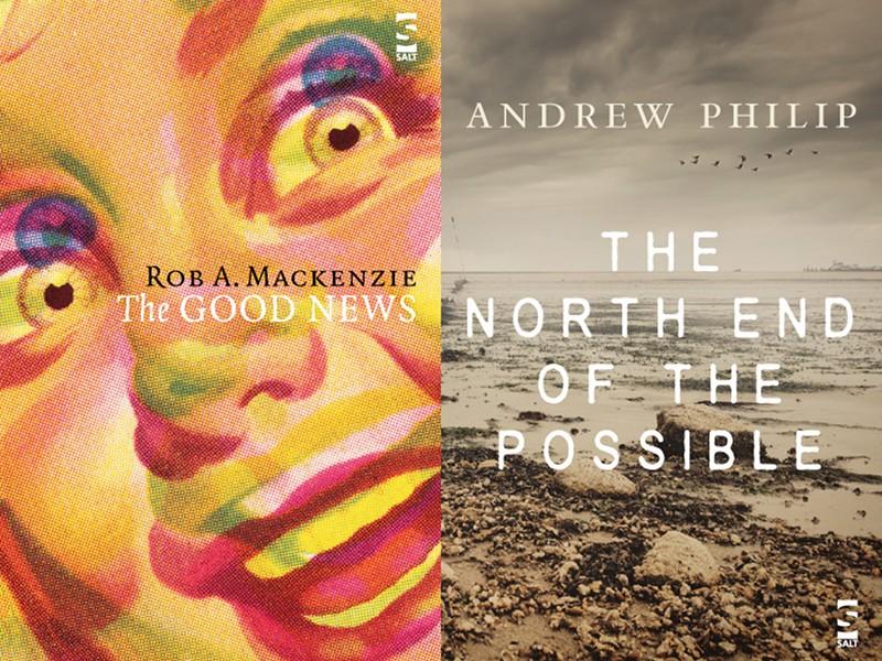 Books by Mackenzie and Philip