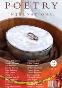 Poetry International 18/19