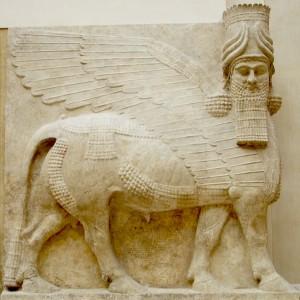 Assyrian Sphinx