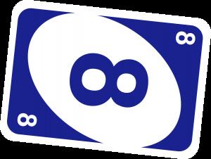 Uno Blue Eight