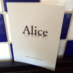 Alice: Ekphrasis at the British Library