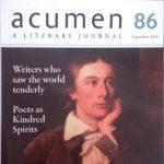 Poem in Acumen 86