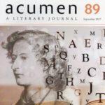 Poem in Acumen 89