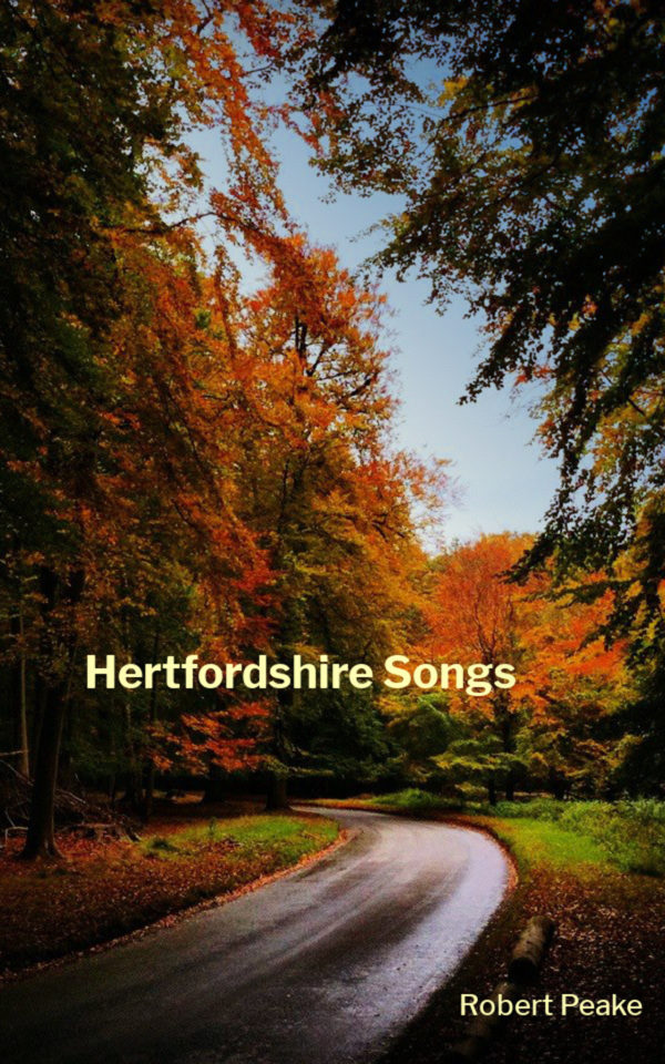 Hertfordshire Songs Cover