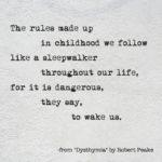 Dysthymia [Poem]