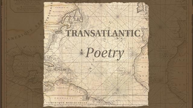 Transatlantic Poetry Logo